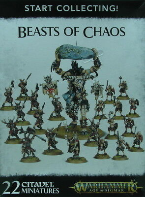 Warhammer - Start Collecting! Beasts of Chaos (70-79)