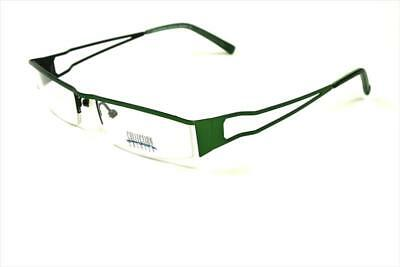 15x Brille Collection Creativ Brillengestell Mod 679 Col 830 grün/schwarz