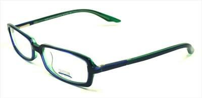 15x Brille Collection Creativ Brillengestell Mod. 277 Col 470 blau/petrol