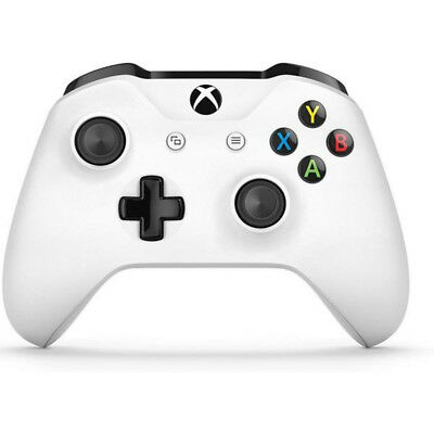 Microsoft Xbox One Wireless Controller - White - Pristine Condition (A)