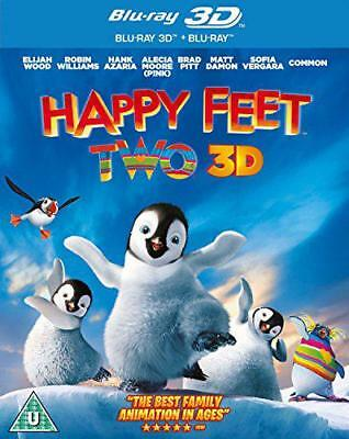 Happy Feet 2 [DVD] [2012], DVD, New, FREE & Fast Delivery