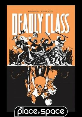 Deadly Class Vol 07 Love Like Blood - Softcover