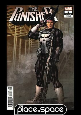 The Punisher, Vol. 12 #2B (1:25) Deodato Variant (Wk39)