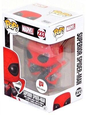 Funko Pop Marvel #233 Superior Spider-man Walgreens Exclusive Figure IN HAND!
