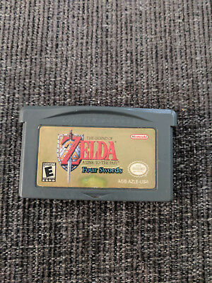Legend of Zelda: A Link to the Past (Nintendo Game Boy Advance, 2002)