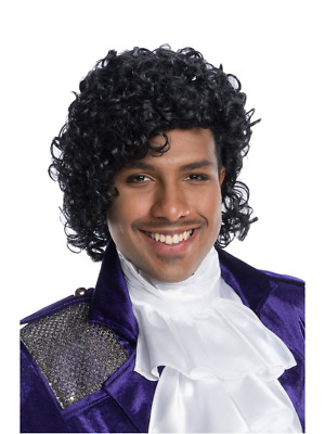 Charades Pop Rock Star Singer Wig Adult Unisex Halloween Costume Accessory 60580