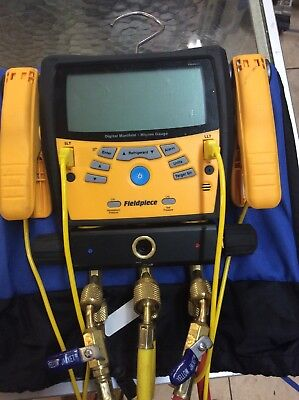 Fieldpiece Digital Manifold & Micron Gauge