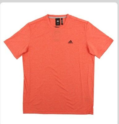 Adidas Performance mens Climalite Polyester PRIME TEE G83194 T Shirt Size Small