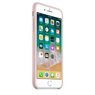 48992ce1dd8 APPLE CUSTODIA SILICONE (Rosa Sabbia) per Iphone 7 Plus / 8 Plus ...