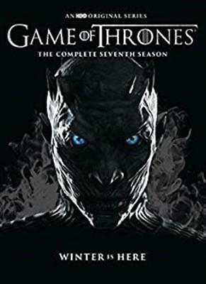 Game of Thrones Complete Seventh 7th Season DVD NEW