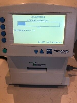 HUMPHERY FDT 710 VISUAL FIELD ANALYZER Excellent Condition *WARRANTY*