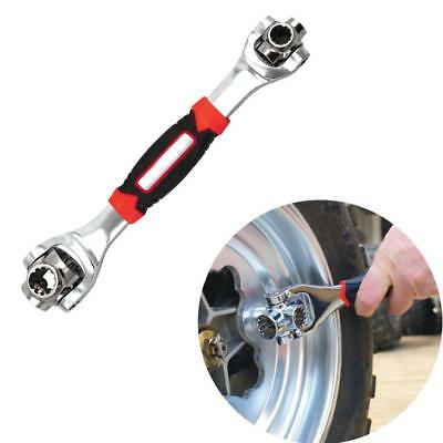 48 in 1 Socket Tiger Wrench In One Socket Works With Spline Bolts Any Size Stand