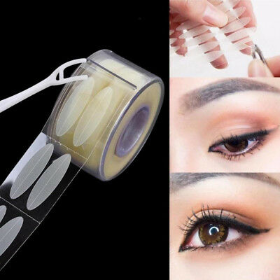 600Pcs Instant Upper Eyelid Lift Strips Eye Lid Stickers Tapes Double Side NEW