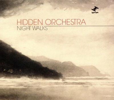 Hidden Orchestra - Night Walks - Hidden Orchestra CD 18VG The Fast Free Shipping