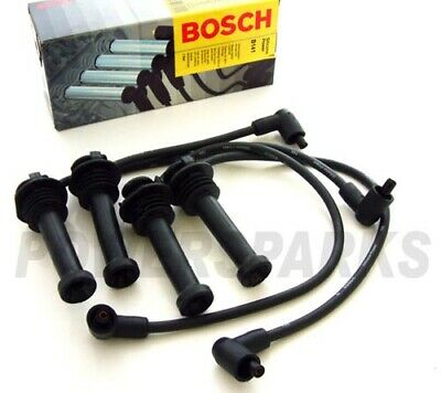 FORD Mondeo Mk2 1.8i [97] 08.98-09.00 BOSCH IGNITION CABLES SPARK HT LEADS B141