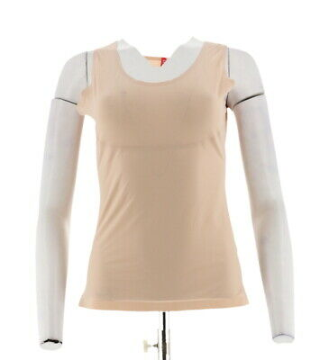 Spanx Trust Your Thinstincts Tank Top Soft Nude S NEW A306088