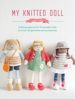 MY KNITTED DOLL, Crowther, Louise, 9781446306352