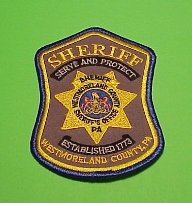 westmoreland county police