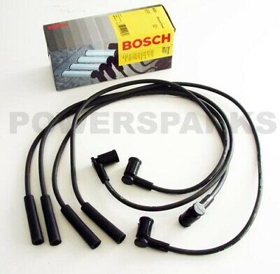 FORD Fiesta Mk4 1.3i [96] 09.98-12.02 BOSCH IGNITION CABLES SPARK HT LEADS B221