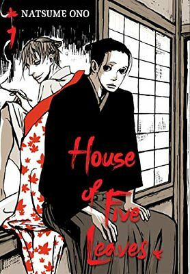 House of Five Leaves, Vol. 1 by Ono, Natsume