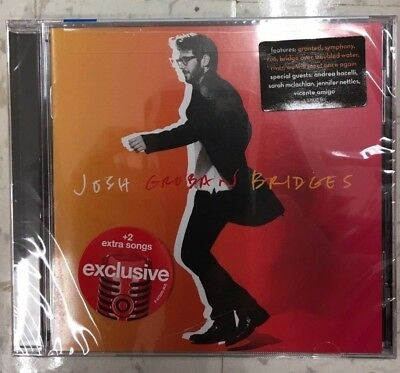 Josh Groban Bridges Deluxe Edition Target Exclusive CD