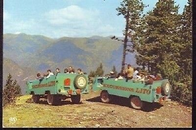 Cpsm  --  Andorre  Vallee D Os   Excursions Lito   866.B