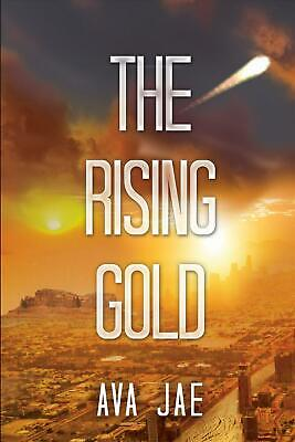 Rising Gold by Ava Jae Hardcover Book Free Shipping!