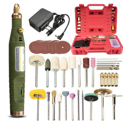 Electric Rotary Power Tool Variable Speed Mini Drill Grinders AC 100-240V 18V