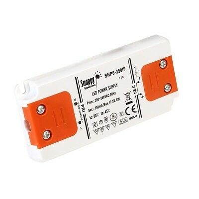 Snappy PSU-SNP15-350IF LED Driver 350mA CC 15W in-line CST