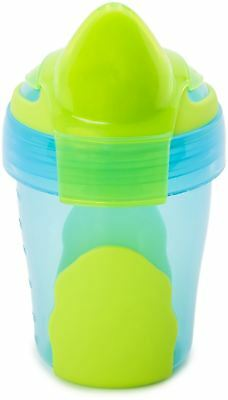 Vital Baby SOFT SPOUT BABY'S 1ST TUMBLER BLUE Weaning Cups - NEW