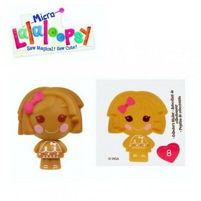 Micro Welt | Serie 2 | Lalaloopsy | Surprise Pack | Puppe 8