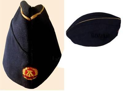 DDR NVA Uniform - Mütze Offizier Kapitän Volksmarine East german army Naval hat