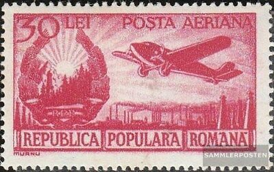 Romania 1225a (complete.issue.) unmounted mint / never hinged 1950 post flight m