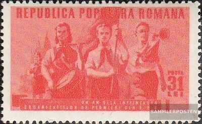 Romania 1228 unmounted mint / never hinged 1950 Jungpioniere