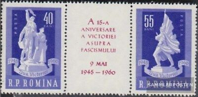 Romania 1843-1844 triple strip (complete.issue.) unmounted mint / never hinged 1