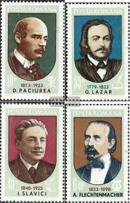 Romania 3116-3119 (complete.issue.) unmounted mint / never hinged 1973 Personali