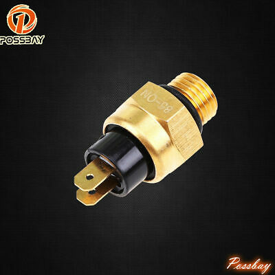 Radiator Cooling Fan Thermo Switch Sensor for 125cc - 250cc Scooter ATV Go-Karts