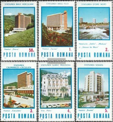 Romania 4253-4258 (complete.issue.) unmounted mint / never hinged 1986 Romanian