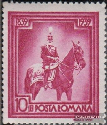 Romania 579 unmounted mint / never hinged 1939 King Karl I.