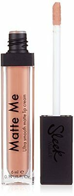Sleek MakeUP Matte Me Lip Cream Feels, 6 ML (K2G)