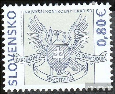 Slovakia 614 (complete.issue.) unmounted mint / never hinged 2009 court