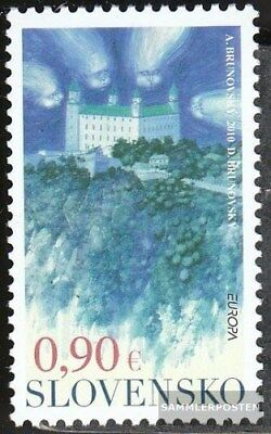 Slovakia 636 (complete.issue.) unmounted mint / never hinged 2010 Europe