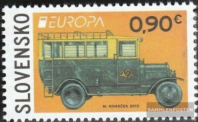 Slovakia 707 (complete.issue.) unmounted mint / never hinged 2013 Europe