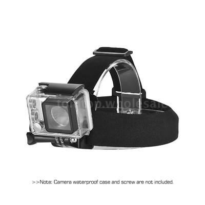 Action Camera Head Strap Headband Mount BELT ELASTIC for Go Pro hero SJCAM  /YI