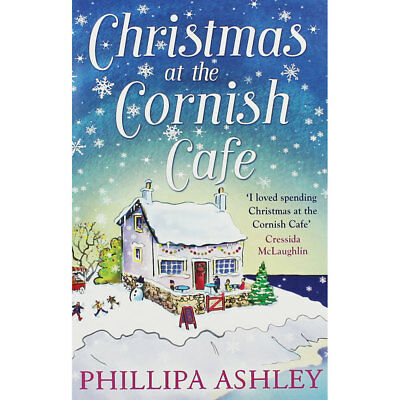 Christmas at the Cornish Cafe by Phillipa Ashley (Paperback), Fiction Books, New
