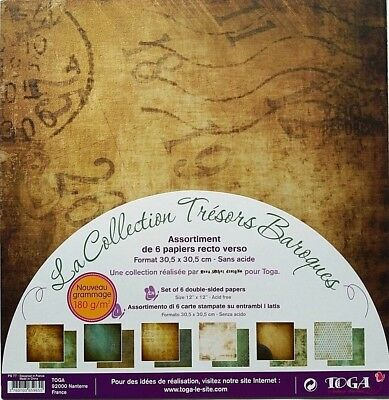 """Cardstock 12""""x12"""" Double Sided Paper Sheets Scrapbooking Art Crafts Card Making"""