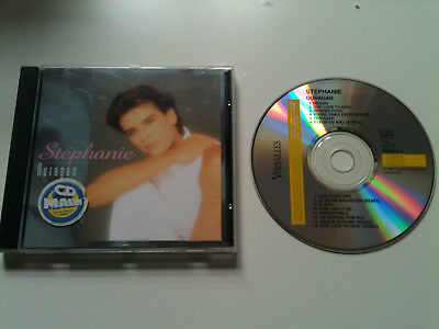 Stephanie - OURAGON - made in France CD Album © 1987 (Irresistible..