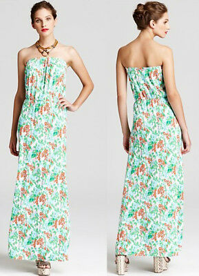 c13a6a4c404 $188 Lilly Pulitzer Marlisa Mini Bee In Your Bonnet Floral Jersey Maxi Dress