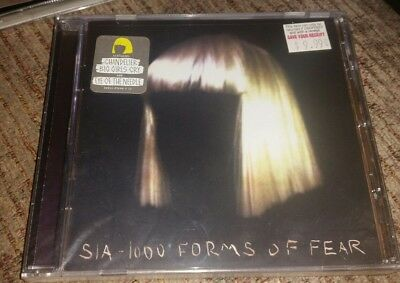 SIA - 1000 Forms of Fear CD BRAND NEW