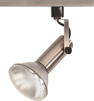 "Nuvo - 1 Light - 2"" - Track Head - Universal Holder Brushed Nickel - TH324"